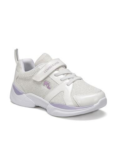 Lumberjack Kız Çocuk Beyaz Spor Ayakkabı 100498071  Beyaz